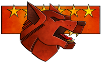 Clan Wolf Logo by Punakettu 200